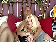 Matt finger fucked his GF Kelly part5