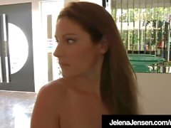 Penthouse Pet Jelena Jensen Bound & Boned By Samantha Ryan!