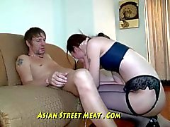 Buggered Filipina Up Son Rectum