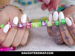 DaughterSwap Horny Daughters Fucked Before Rave