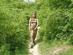 Amateur sex videosfat busty toying her own pussy in outdoor