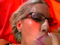 German Goo Girls Mature Emma Starr hardcore bukkake