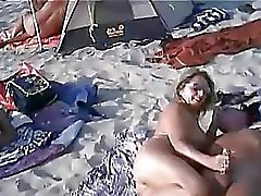 Shameless Swingers at the Nude Beach