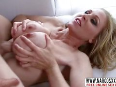 Trusting Step-Mom Julia Ann Loves Mega Cock