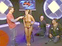 Wrestlings Leticia Cline rides the symbian