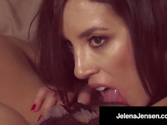 Penthouse Pet Jelena Jensen & Latina Vanessa Cruz Face Sit!