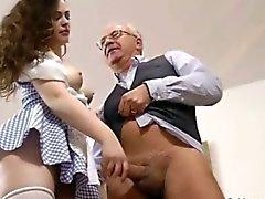 Prostata massage frau