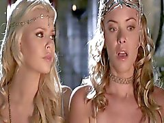 Sophie Turner, Kristanna Loken - Legend of Awesomest Maximus
