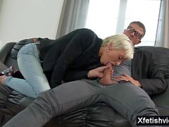 Hot pornstar piss and cumshot