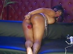 Charmaine toy bum fun