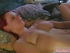 Very Hot Amateur Teen fucking in the morning on Webcam