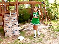Katie da Cummings O Sexy Cheerleader