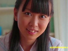 Aoi Kojima Jav Teen Idol Debut Teases In The Shower Flash