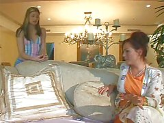 Lesbian Older women Venus Loves Younger Maid Naomi