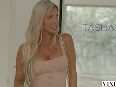 vixen tasha reign has intense sex with a college friend