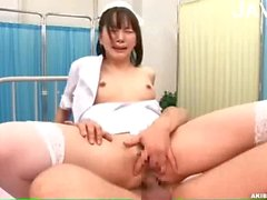 Sexy Nurse Analed Hard