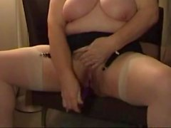 British mature lady on cam
