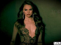 vixen tori black takes on two cocks in an award show after party