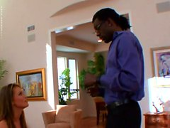 Tori Black fucks her black stepdad