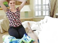 FamilyStrokes - Crazy StepSis Seduces Big Brother
