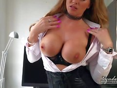 Office Milf Naked Strip Pussy Fantasy Fuck