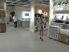 Cindy Angel no Ikea