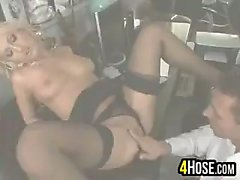 Sexy Secretary Getting Fucked