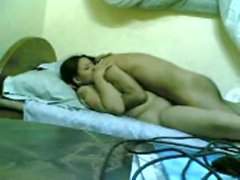 Indian Wife fucking Husband's Friend