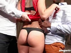 Blond will Non-Stop DP-