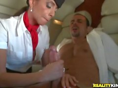 sex with fuck crazed stewardesses