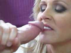 MILF with giant tits Julia Ann gets dicked