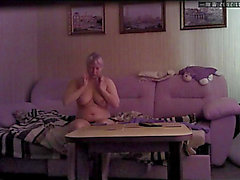 Hidden webcam for chubby