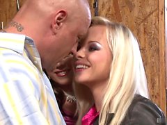 Sharka Blue and Cindy Dollar are sluts with fat pussies...