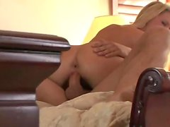 Ashlynn Brooke On the Bed (HUUU)