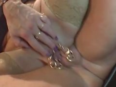haevy pirced mom with big natural tits