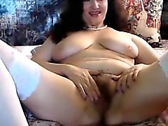 beau corps sexy webcam mature et poilue spectacle chatte