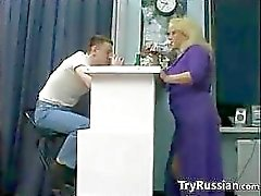 Madura Loiro Russian Whore