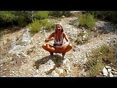 Julia my whore pee outdoor