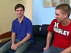 Legal teen boy virgin gay porn Trent pulls out and dumps a n