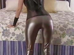 latex leggings babes