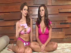 Emily Addison Taylor Vixen in Treat Interview