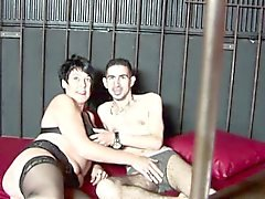 Mature dutch hooker fingered deeply