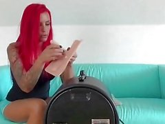 Sybian Test by Lexy Roxx